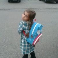 Photo taken at Adventure Days Preschool by Juliana on 11/16/2012