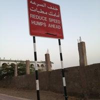 Photo taken at منفذ هيلي الحدودي Hili Border Port by Fahd M. on 3/8/2013