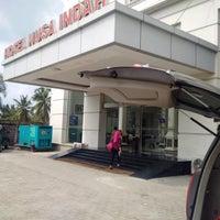 Photo taken at Nusa Indah Hotel, Kisaran by dr.agus w. on 12/14/2014