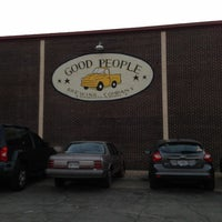 Photo prise au Good People Brewing Company par Leil K. le11/16/2012
