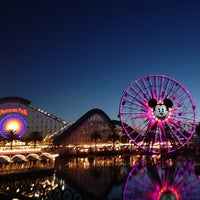 Photo taken at Disney California Adventure by Caryn B. on 3/12/2013