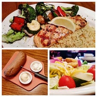 Photo taken at Outback Steakhouse by Caryn B. on 6/19/2014