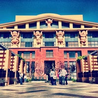 Photo taken at Walt Disney Studios by Caryn B. on 6/19/2013