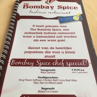 Photo taken at Bombay Spice by Nathalie v. on 7/1/2017