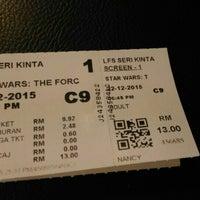 Photo taken at Lotus Five Star Cinemas (LFS) by Wan Hazammy W. on 12/22/2015