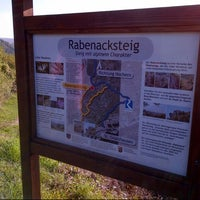 Photo taken at Rabenackersteig St.Goarshausen by Andreas S. on 10/20/2013