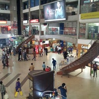 Photo taken at Himalaya Mall by Jason Y. on 9/1/2013