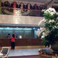 Photo taken at Pornping Tower Hotel by Schwin P. on 12/7/2015