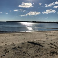 Photo taken at Swifts Beach by Andy L. on 12/25/2016