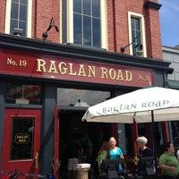 Photo taken at Raglan Road Irish Pub by Troy M. on 3/17/2013
