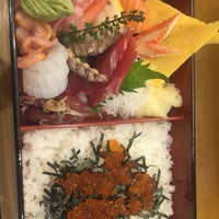 Photo taken at つきじ 丼匠 by Kenny Tan T. on 5/17/2016