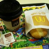 Photo taken at McDonald's by Juliana S. on 1/9/2013