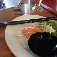 Photo taken at Sushi Miya8i by wramd on 9/6/2014