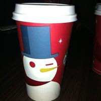 Photo taken at Starbucks by Ηλιάννα on 11/13/2012