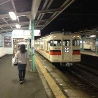 Photo taken at 月見山駅(Tsukimiyama Sta.)(SY04) by yukarin_melody on 6/15/2013