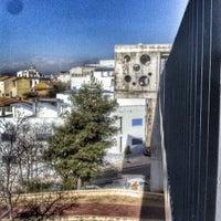 Photo taken at Pasarela Peatonal De Huetor Vega by Santi C. on 2/26/2014