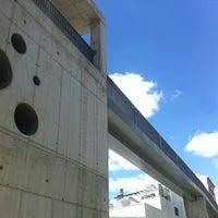 Photo taken at Pasarela Peatonal De Huetor Vega by Santi C. on 6/18/2013