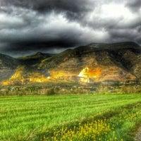 Photo taken at El Padul by Santi C. on 4/20/2014