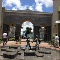 Photo taken at Bagatelle Mall Of Mauritius by R.M. A. on 1/27/2013