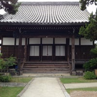 Photo taken at 満覚寺 by Kryształ on 7/30/2014