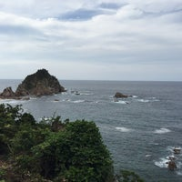 Photo taken at 城原海岸 by Kryształ on 8/24/2015
