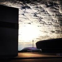 Снимок сделан в Олимпийский парк пользователем Formulya 12/25/2012