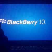Photo taken at BlackBerry 10 Launch Event by Sheikh Elie T. on 2/18/2013