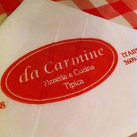 Photo taken at Da Carmine by Max F. on 5/6/2013