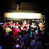 Photo taken at Da Kine Island Grill by PETE B. on 2/24/2013