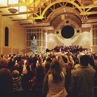 Photo taken at Bluff Park United Methodist Church by Ryan R. on 12/25/2012
