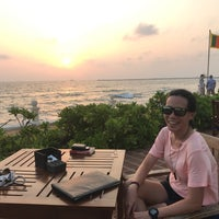 Photo taken at Sea Breeze - Galleface Hotel by Denvy L. on 4/16/2017