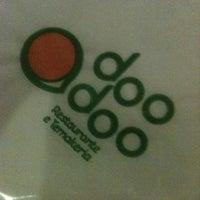 Photo taken at Sushi Temakeria Doo Doo by 'NASCIMENTO J. on 9/22/2012