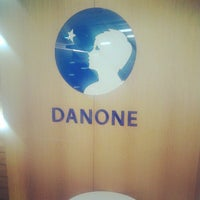 Photo taken at Danone Indonesia by Pauline S. on 2/18/2014