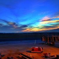 Photo taken at Santa Barbara Municipal Airport (SBA) by Chris V. on 6/24/2013