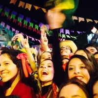 Photo taken at Festa Junina de Itanhandu by Paula C. on 6/8/2014