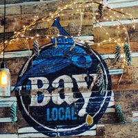Photo taken at Bay Local Eatery by Casey G. on 9/27/2016