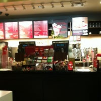 Photo taken at Starbucks by Flory H. on 12/8/2012