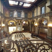 Photo taken at Palazzo Zevallos Stigliano by Francesco on 10/7/2017