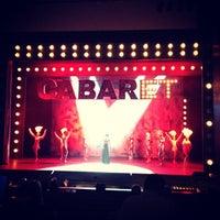 Photo taken at Teater Vanemuine by Kristina N. on 10/16/2012