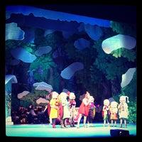 Photo taken at Teater Vanemuine by Kristina N. on 12/4/2012