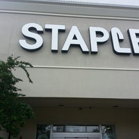 Photo taken at Staples by Deejay on 12/9/2012