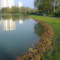 Photo taken at Природная зона «Ангарские Пруды» by Алексей П. on 10/20/2012