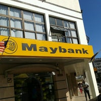 Photo taken at Maybank by Kamal A. on 10/3/2012