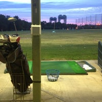 Photo taken at Randalls Island Golf Center by Mikey B. on 8/18/2013