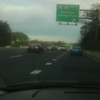 Photo taken at I-95/495 Exit 7 - Branch Avenue (MD 5) by KJ H. on 11/8/2012