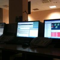 Photo taken at Telecom Italia by Jay on 11/28/2012