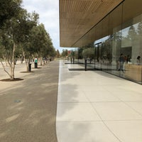 Photo taken at Apple Park Visitor Center by Rui Z. on 11/25/2017