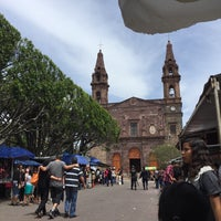 Photo taken at Tangancícuaro by Luis B. on 3/21/2016