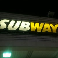 Photo taken at SUBWAY by Marvin J. on 9/19/2012