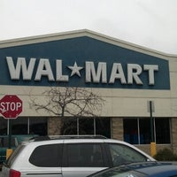 Photo taken at Walmart by Marvin J. on 3/25/2013